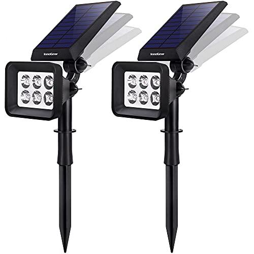 InnoGear Solar Lights Outdoor Garden, Solar Outdoor Lights Decorative Landscape Lighting Outdoor...
