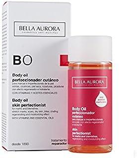 Bella Aurora Body Oil Aceite Cutáneo Facial Mujer Anti-Imperfecciones Tratamiento de Belleza Reparador de Piel, 75 ml