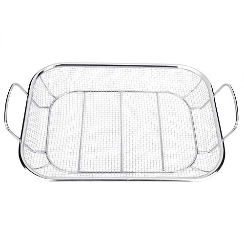 NIMOA Grill Basket - RVS Barbecue Mesh BBQ Thuis Buiten