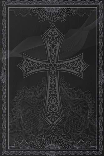 Satanism: Gothic Cross Notebook for Modern Satanic LaVeyan Theistic Spiritual Belief