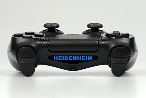 PS4 Controller Light Bar LED Decal Aufkleber Heidenheim