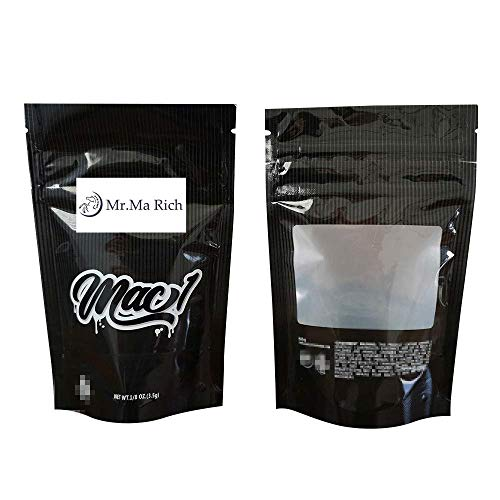 Mr.Ma Rich Mylar Bags Edible Packag…