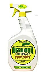 cheap Deer Out 40oz Ready-to-use deer repellent