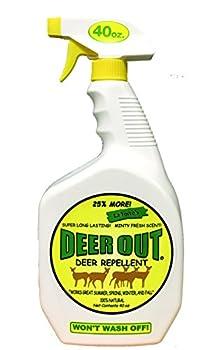 Best deer away deer repellent Reviews