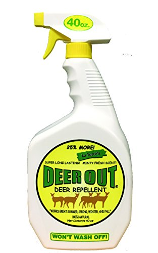 Deer Out 40oz Ready-to-Use Deer Repellent