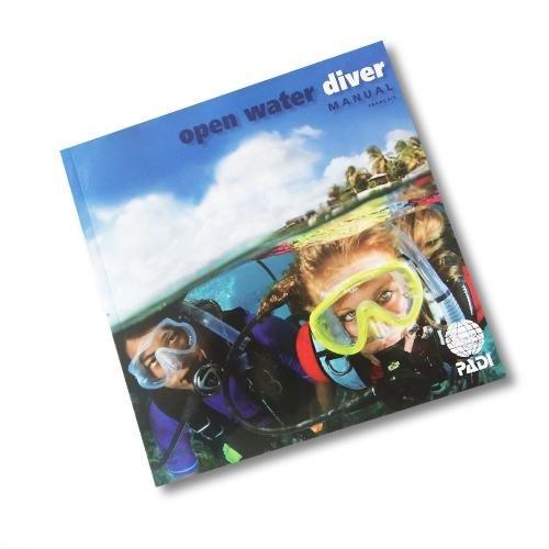 Padi Manual 2018 - Open Water Diver mit Dive Computer Manual - 70204G