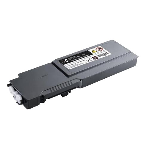 GENUINE Original DELL C3760 C3765 C3760n C3760dn C3765dnf CYAN Toner 5000 Page , Dell P/N : 84JJX , 9FY32 , 593-11118 , 5000 Pages HIGH Capacity Yield
