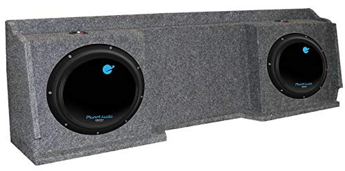 2) Planet Audio AC12D 12