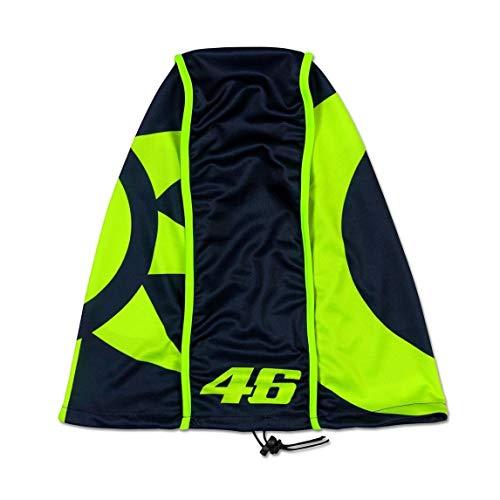 Valentino Rossi Vr46 Classic-Accessories, Portacasco Unisex Adulto, Multicolor, Solamente