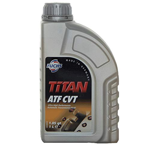 FUCHS Getriebeöl Automatikgetriebeöl TITAN ATF CVT 1L 1 Liter MB 236.20