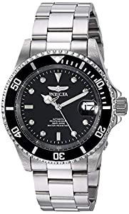 Invicta Men's 8926OB Pro Diver Stainless Steel Automatic Watch with Link Bracelet by Invicta