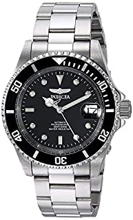 Invicta 8926OB Pro Diver Unisex Wrist Watch Stainless Steel Automatic Black Dial (B000JQFX1G) | Amazon price tracker / tracking, Amazon price history charts, Amazon price watches, Amazon price drop alerts