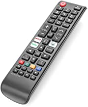 Gvirtue BN59-01315A Replacement Remote Control fit for Samsung 2019 4K UHD 7 Series Ultra HD Smart TV NU43RU7100 UN43RU7200 UN43RU710D UN50RU7100 UN50RU7200 UN50RU710D UN55RU7100 UN55RU7200 UN55RU710D
