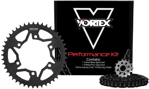 Vortex CK6134 Chain and Sprocket Kit