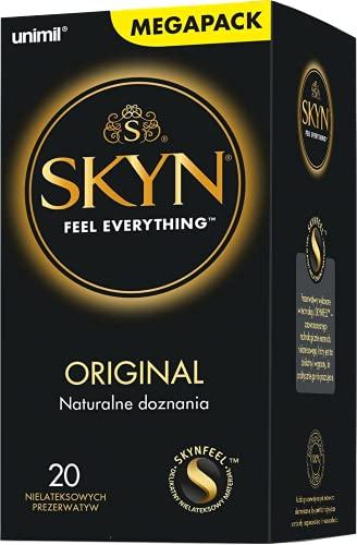 Skyn Original latexfreie Kondome, 20er OVP