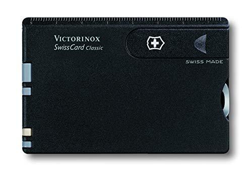 Victorinox Taschenwerkzeug SwissCard Brieföffner schwarz/Gehäuse, STANDARD