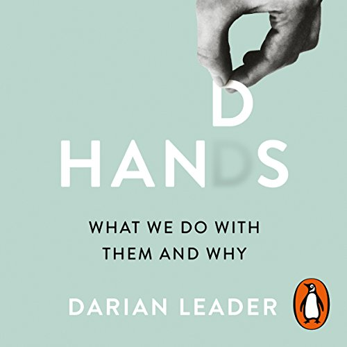 Hands audiobook cover art