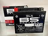 BS Batería Aprilia Atlantic Sprint 500 2005-2007 BTX12-BS lista para usar.