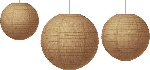 Teacher Created Resources Paper Lanterns, Burlap (77228.0)