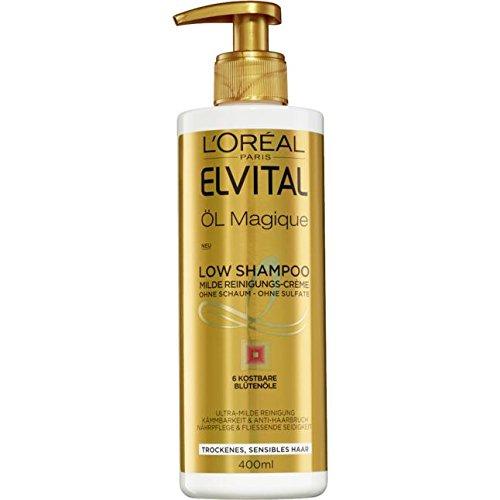 L'Oréal Paris Elvital Öl Magique Low Shampoo 400 ml