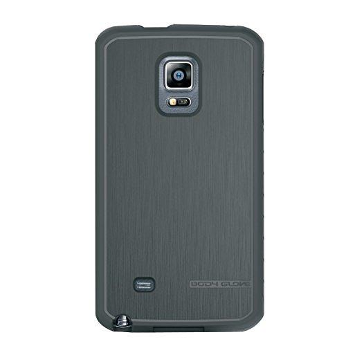 Body Glove Satin Series Case for Samsung Galaxy Note Edge - Non-Retail Packaging - Black