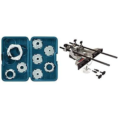 Bosch RA1125 7-Piece Router Template Guide Set from Bosch