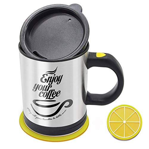 AZFUNN Self Stirring Coffee Mug