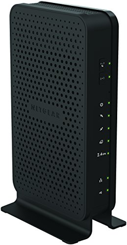 NETGEAR N300 Wi-Fi DOCSIS 3.0 Cable módem router (C3000) con extensor de alcance WiFi (WN2000RPT-200NAS)