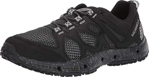 Merrell Men Hydrotrekker Water Shoes, Black, 8.5 (43 EU)