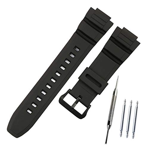 MCXGL Men's Sports Resin strap Replacement for...