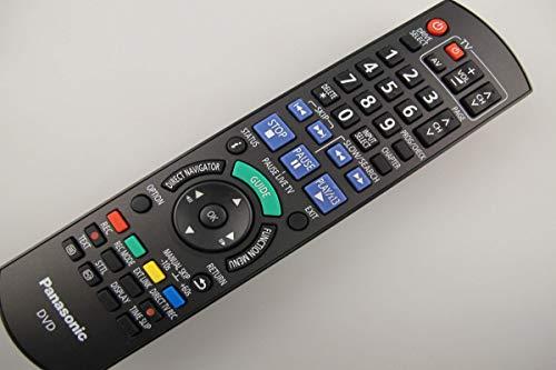 Panasonic DVD-Fernbedienung für DMR-EX773EBK, DMR-EX83EB-K, N2QAYB000462