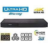 Sony BDP-S6700 4K Upscaling 3D Streaming...