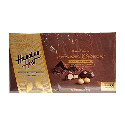 ハワイアンホースト・ジャパン ハワイアンホース マカデミアナッツチョコレート 226g