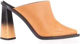 Luxury Fashion | Givenchy Women BE304JE0QM101 Beige Leather Heels | Spring-summer 20