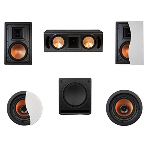 Why Choose Klipsch CDT3800CII In-Wall System #33