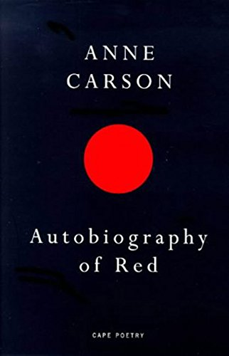 Autobiography Of Red (Cape Poetry)