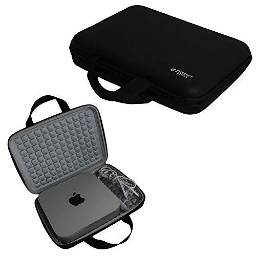 Hermitshell Travel EVA Protective Case Carrying Pouch Cover Bag Compact size for Apple MC184LL/B Wireless Bluetooth Multi-Device Keyboard iPad/Tablet/Samsung Galaxy Tab/Fire HD/Apple iPad Mini Air Pro/Microsoft Surface/Nexus/Nvidia/Neutab