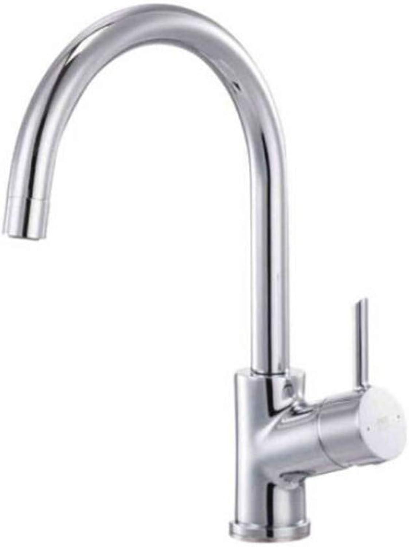 Faucet Waste Mono Spoutredatable Kitchen Hot and Cold Water Copper Sink Basin Faucet Kitchen Faucet