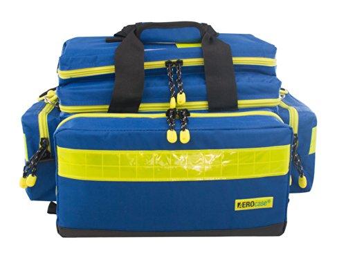 AEROcase - Pro1R BL1 - Notfalltasche Polyester BLAU Gr. L - Rettungsdienst Notarzt