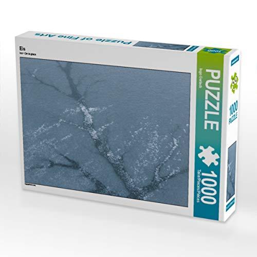 CALVENDO Puzzle EIS 1000 Teile Lege-Größe 64 x 48 cm Foto-Puzzle Bild von Ingo Gerlach