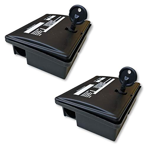 NUISIPRO No. 2 avec clé : utilisez Le Produit en Toute sécurité, Noir.