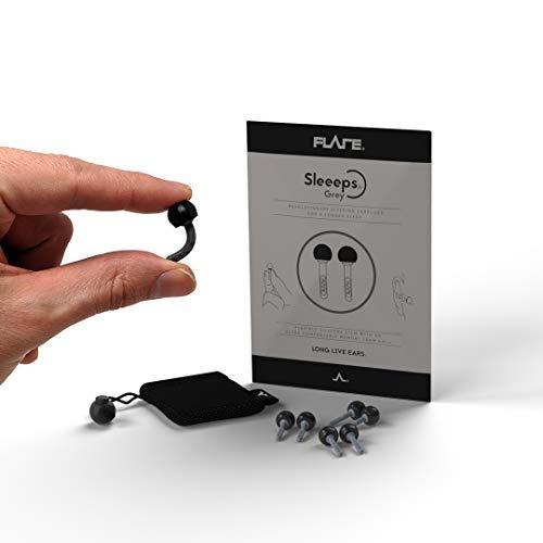 Sleeeps Premium Schlaf-Ohrstöpsel von Flare Audio