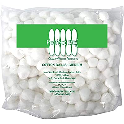 Perfect Stix Cotton Balls