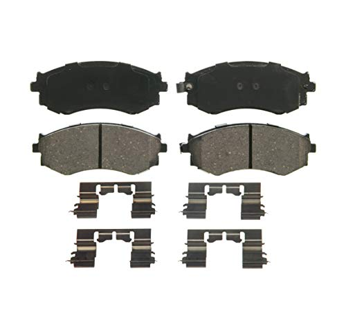 Wagner ZD462 Ceramic Disc Brake Pad Set