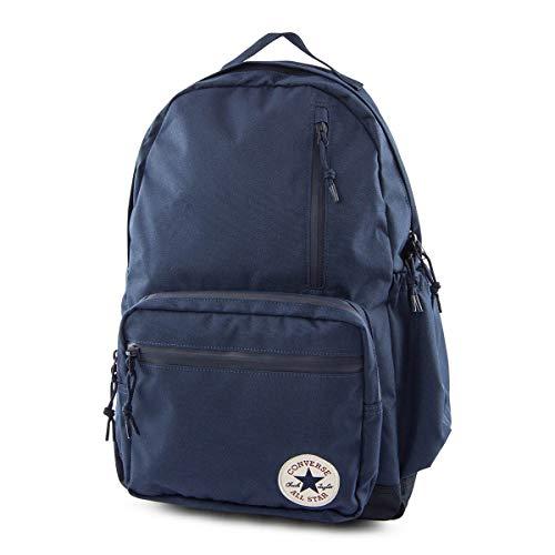 Converse Go Backpack 10007271-A02 - Mochila, azul marino, talla única, Mochila