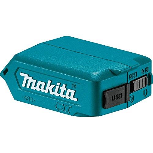 Makita DEAADP08 USB Adapter für 10,8V-12V max. für Li-Ion Akkus