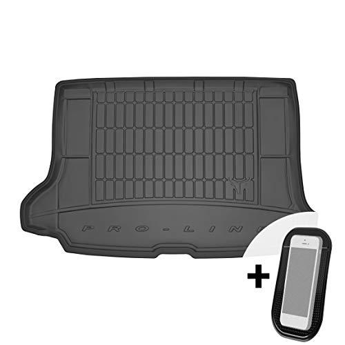 Gummi Kofferraummatte Kofferraumwanne mit Organizer-Funktion passend für Audi Q2 ab 2016