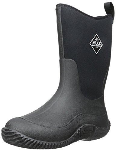 Muck Boots Rugged II, Botte de Neige garçon, Noir, 29 EU