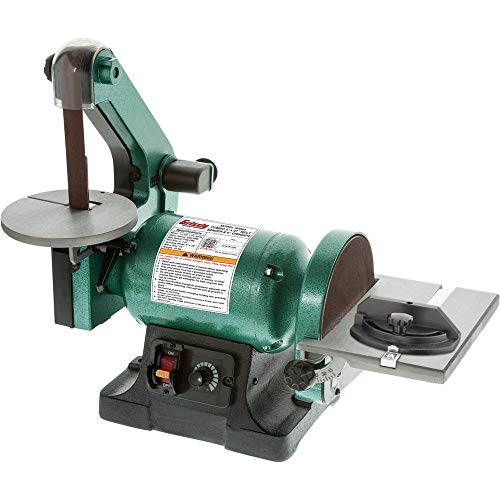 Grizzly Industrial G0864 - Variable-Speed 1' x 30' Belt/ 6' Disc Sander