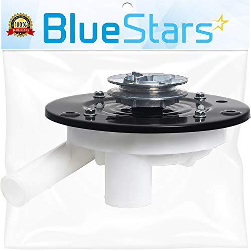 35-6780 Drain Pump Replacement Part by Blue Stars - Exact Fit for Whirlpool Maytag & Magic Chef Washers - Replaces 35-6434 35-6465 35-5766 WP35-6465 WP35-6780 AP6008663 21001906 21001873 21002240